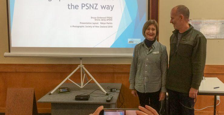 PSNZ Judging workshop and inhouse judging night