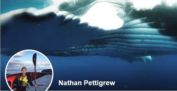 Club Night: Nathan Pettigrew talk